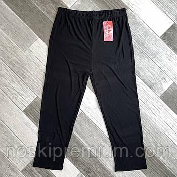 Бриджи женские Jujube, чёрные, размер L-4XL, B299