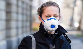 Захисні маски та респіратори