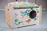 Родильный домик с принтом ТМ Маркисса, фото 2