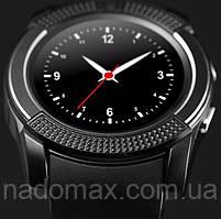 Смарт-часы Smart Watch V8 Black | умные часы