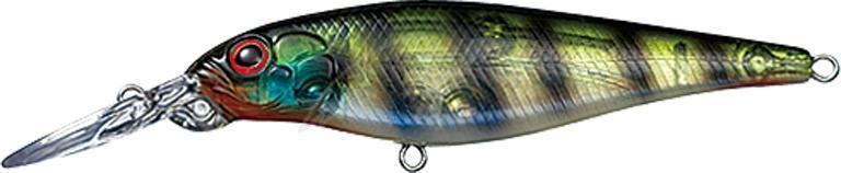 Воблер Ever Green Super Sledge 6cm 5g #321