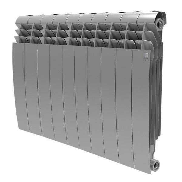 Радиатор Royal Thermo BiLiner 500 Silver Satin - 12 секц