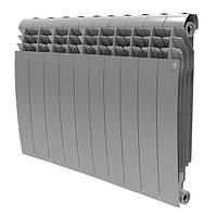 Радиатор Royal Thermo BiLiner 500 Silver Satin - 12 секц, фото 1