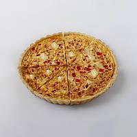 """Пиріг пісочний """"Кіш з перцем та сиром"""" порційний, заморожений 0,800гр"""