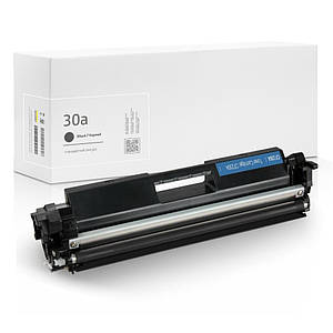 Cовместимый тонер-картридж HP 30A (CF230A), чёрный, 1.600 копий, аналог Gravitone (GTH-CRG-CF230A-TN-BK)