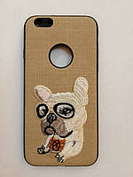 Чехол iPhone 6/6S Knitting