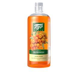 Жидкое крем-мыло «Пуся» Облепиха антибактериальное 1 л