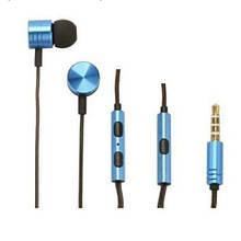 Наушники вакуумные Piston 2 Синий