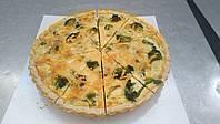 """Пиріг пісочний """"Кіш з копченою куркою та броколі"""" порційний, заморожений 0,800гр"""