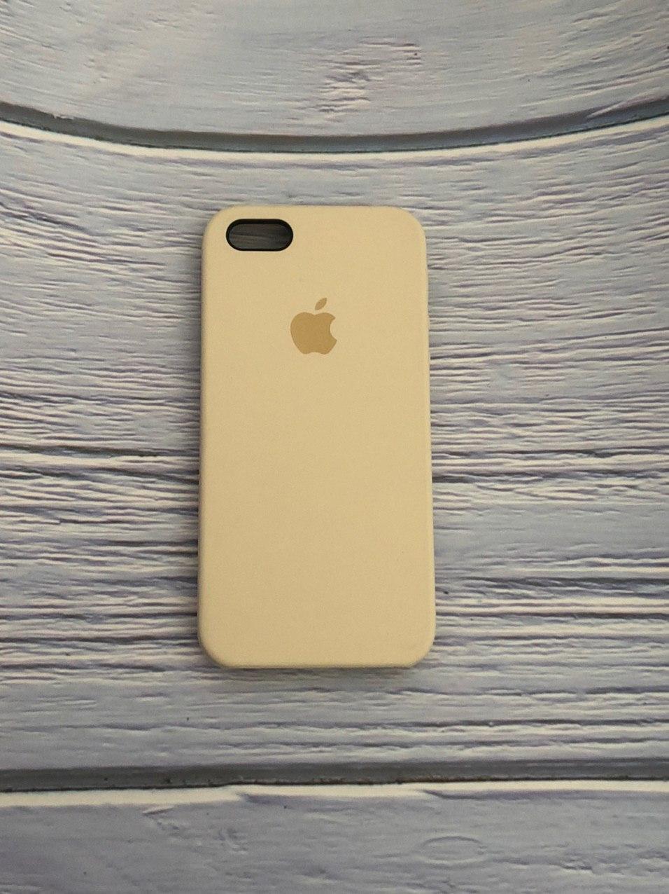 """Чехол Silicon iPhone SE/5s/5 - """"Античность №11"""""""