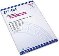 Фотобумага EPSON A3 Photo Quality Ink Jet Paper, матовая 100л. C13S041069