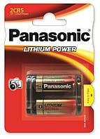 Батарейки Panasonic Lithium 2CR5 2 шт