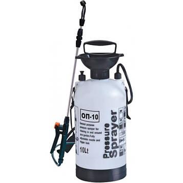 Опрыскиватель ручной Forte ОП-10 10 л Бело-черный