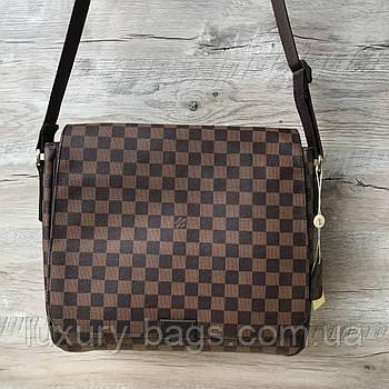 Чоловіча сумка формату A4 Louis Vuitton Луї Віттон