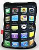 Подушка-Iphone Black, фото 2