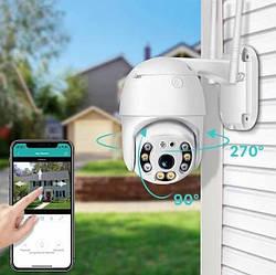 Уличная камера видеонаблюдения UKC CAMERA CAD N3 WIFI IP 360/90 2.0mp поворотная