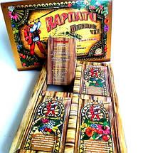 Подарочный набор травяного целебного чая, Натуральный травяной фиточай из Карпатских трав, фото 2