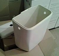Бачок Рио (без крышки, боковой подвод воды) к унитазам-компакт Днепрокерамика Сорт 1, фото 1