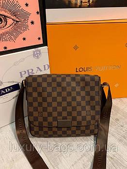 Чоловіча сумка Louis Vuitton Луї Віттон