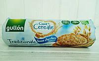 Овсяное печенье без сахара Gullon Cuor di Cereale Tradizionale, 280гр (Испания)