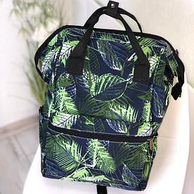 Городской рюкзак сумка Листья