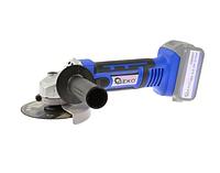Угловая шлифовальная машина GEKO G80618 18 В 115 мм + АКБ 4 Ah | УШМ | Болгарка аккумуляторная