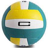 Мяч волейбольный PU CORE HS-2000 PLUS  ( №5, 3 слоя) CRV-029, фото 2