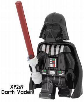 Фигурка Дарта Вейдера Star Wars Звёздные войны Аналог лего