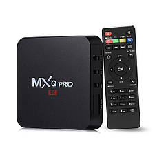 Приставка TV-BOX MX PRO-4k S905W 1GB/8GB, фото 3