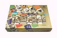Набор кухонных вафельных полотенец Niltex Неделька 40х60 7 штук Хлебушек (1005208)