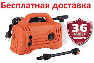 Мойка высокого давления 110 бар, 1,4 кВт, Латвия, Vitals Am 6.5-110w mini