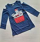 """Платье на девочку 98/104/110/116/122 рост """"Fashion top"""", фото 4"""