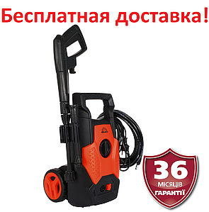Мойка высокого давления 100 бар, 1,2 кВт, Латвия, Vitals Am 6.5-100w compact