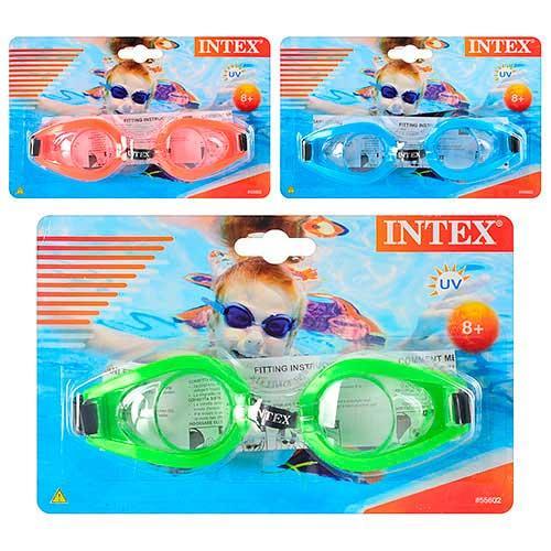 Очки для плавания Intex детские 55602
