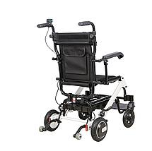 Легкая складная электроколяска для инвалидов MIRID D6033, фото 3