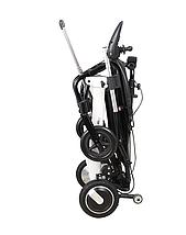 Легкая складная электроколяска для инвалидов MIRID D6033, фото 2