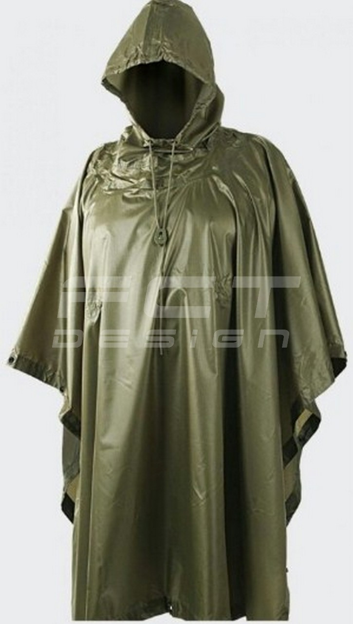 Плащ – накидка (офицерская) зеленая