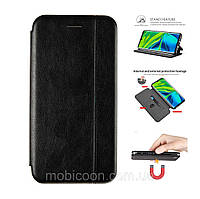 Чехол книжка Gelius для Samsung Note 10 Lite N770 черный (самсунг нот 10 лайт)