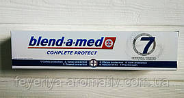 Зубная паста Blend-a-med Complete protect 125 ml Crystal white