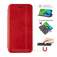 Чехол книжка Gelius для Samsung Note 10 Lite N770 красный (самсунг нот 10 лайт)
