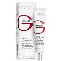 Крем для вік і шиї GIGI NEW AGE Eye Comfort & Neck Cream) 50 ml