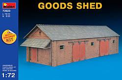 Товарный склад / Goods Shed