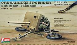 Противотанковая пушка Ordnance QF 2-pounder