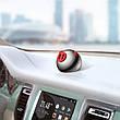 Ароматизатор для автомобіля Baseus Fragrant Pig Порося Чорний (SUXUN-XZ01), фото 2