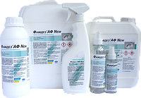Фамідез® АФ ПУР - готовий до використання безальдегідний поліспиртовий розчин для швидкої дезінфекції, 10 л