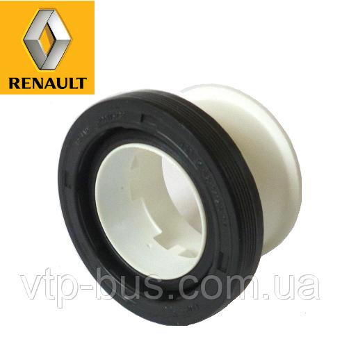 Сальник коробки передач, (правая полуось) на Renault Trafic (2001-2014) Renault (оригинал) 7701474122