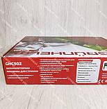 Аккумуляторная машинка для стрижки GHC902 Grunhelm, фото 7