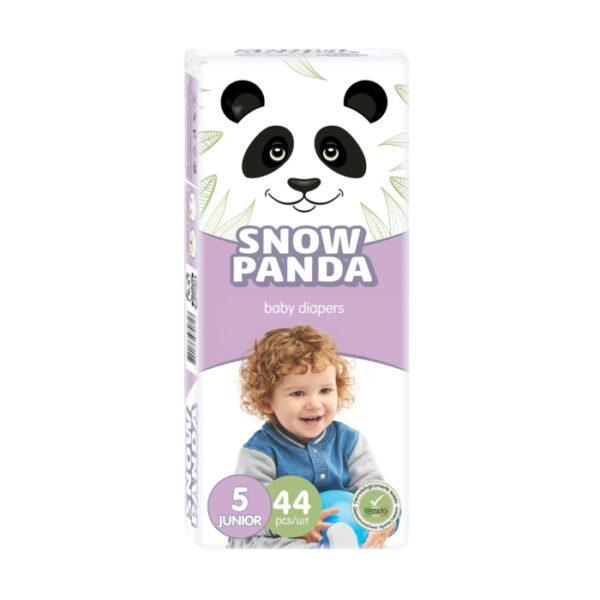 Подгузники Снежная панда Junior 5 (44шт /11-25кг)