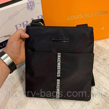 Чоловіча стильна сумка Bikkembergs