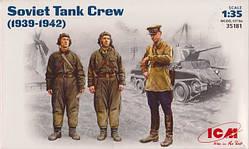 Танковый экипаж (1939-1942)